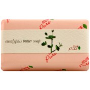 100% Pure Eucalyptus Butter Soap