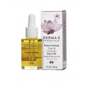 Derma E Rejuvenating Sage & Lavender Face Oil 1oz