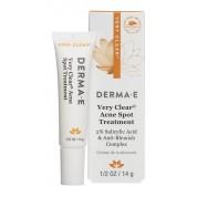 Derma E Very Clear Acne Spot Treatment 0.5oz