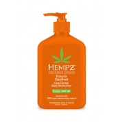 Hempz Yuzu & Starfruit Daily Herbal Body Moisturizer with SPF 30 8.5oz
