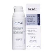 DDF Weightless Defense Oil-Free Hydrator SPF 45