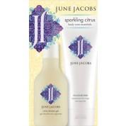 June Jacobs Sparkling Citrus Body Care Essential Kits