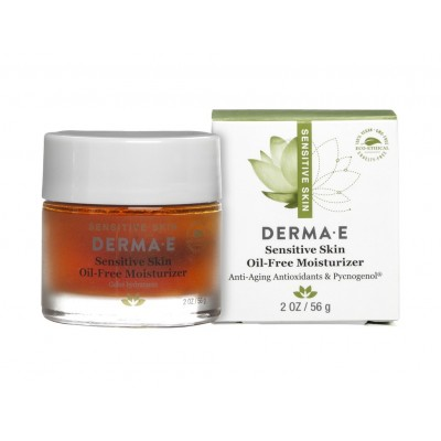 Derma E Sensitive Skin Oil-Free Moisturizer 2oz