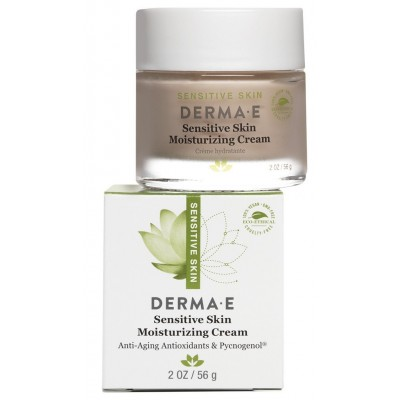 Derma E Sensitive Skin Moisturizing Cream 2oz