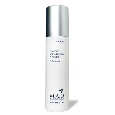 Mad Skincare   Glycolic Age Diffusing Cleanser    Skincare by Alana