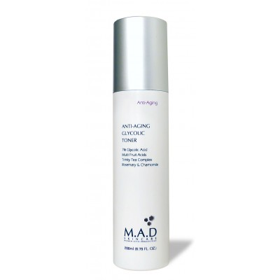 Mad Skincare | Anti Aging Glycolic Toner | Skincare by Alana