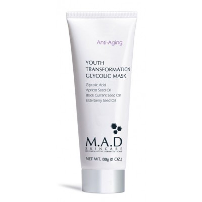 Mad Skincare   Youth Transformation Glycolic Mask    Skincare by Alana