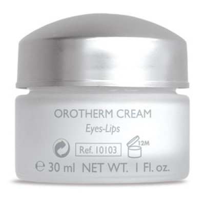 Terme Di Saturnia Orotherm Cream - Eyes & Lips 1oz