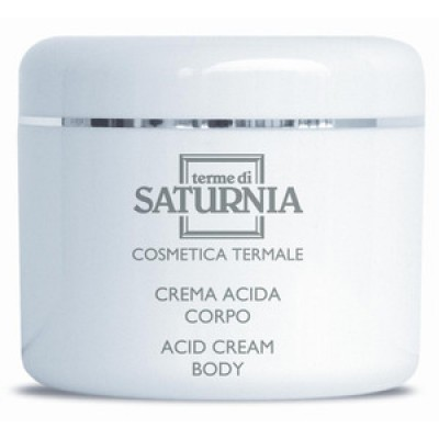Terme Di Saturnia Acid Cream Body 6.8oz