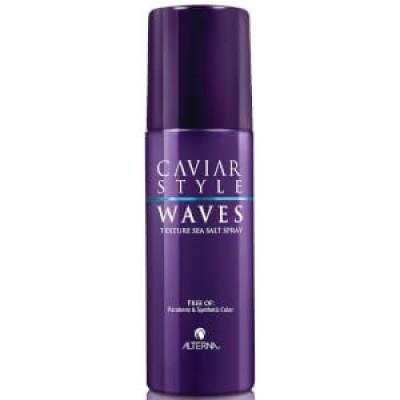 Alterna Caviar Waves Texture Sea Salt Spray 5oz