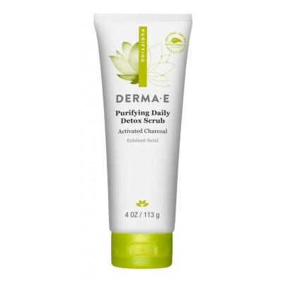 Derma E Purifying Daily Detox Scrub 4oz