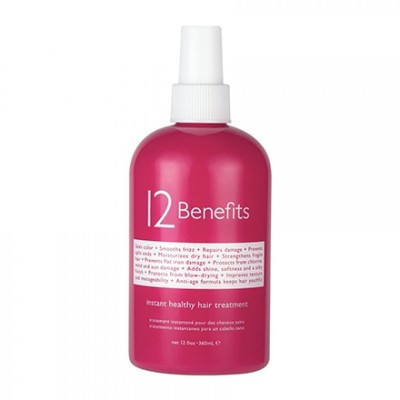 12 Benefits Instant Healthy Hair Treatment 12oz