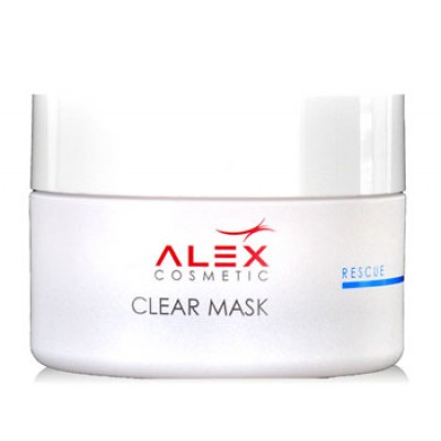 Alex Cosmetic Clear Mask