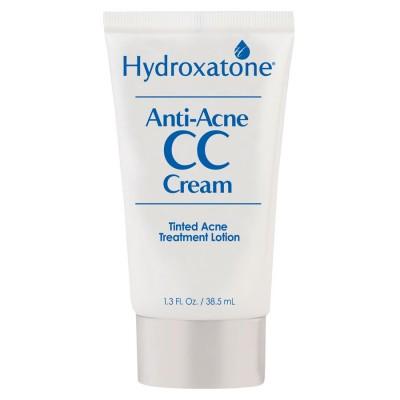 Hydroxatone Anti-Acne CC Cream 1.3 oz
