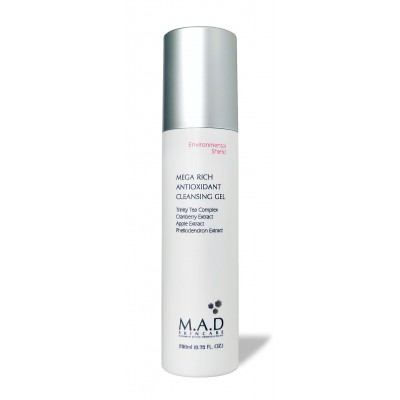 Mad Skincare | Mega Rich Antioxidant Cleansing Gel | Skincare by Alana