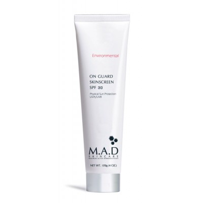 Mad Skincare | On Guard Skin Screen SPF 30 Physical Sun Protection | Skincare by Alana