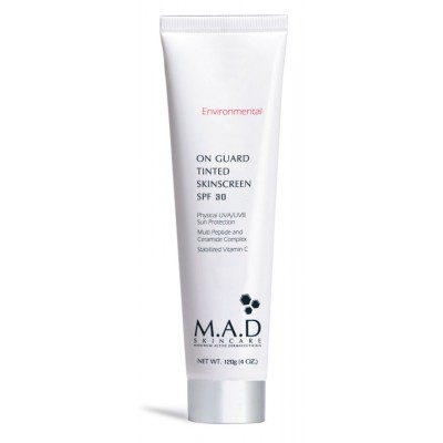 Mad Skincare | On Guard Tinted SPF 30 Physical Sun Protection UVA/UVB | Skincare by Alana