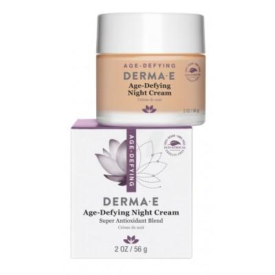 Derma E Age Defying Night Cream 2oz
