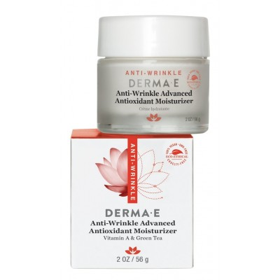 Derma E Anti-Wrinkle Advanced Antioxidant Moisturizer 2oz