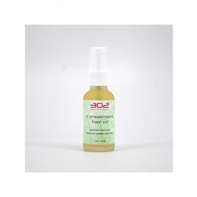 302 Skincare C Treatment Hair Oil 1oz