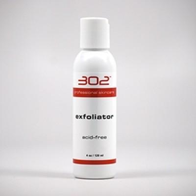 302 Skincare Exfoliator Acid-Free 4oz