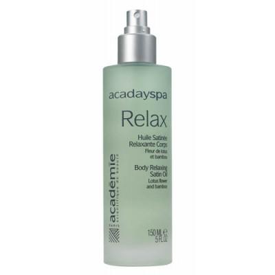 Academie Body Relaxing Satin Oil