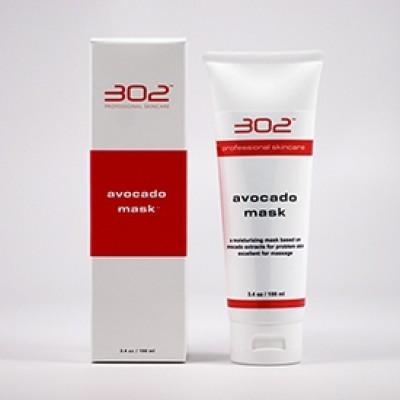 302 Skincare Avocado Mask