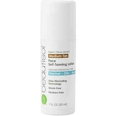 Beautisol Need I Glow More Face Tanner For Oily Skin 1oz