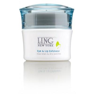 Ling Eye & Lip Exfoliator 0.5oz