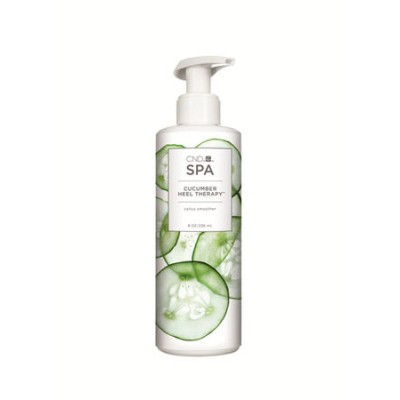 CND Spa Cucumber Heel Therapy Callus Smoother 8oz