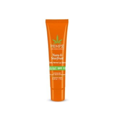 Hempz Daily Herbal Lip Balm with SPF 15 .44oz