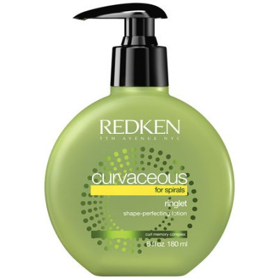 Redken Curvaceous Ringlet Perfecting Lotion 6oz