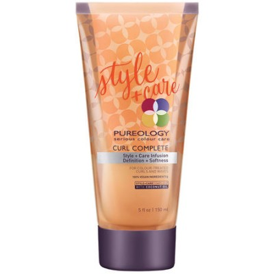Pureology Curl Complete Style + Care Infusion 5oz