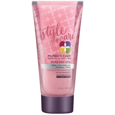 Pureology Pure Volume Style + Care Infusion 5oz