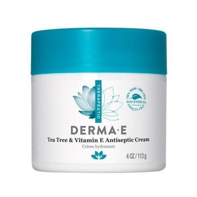 Derma E Tea Tree and Vitamin E Antiseptic Cream 4oz