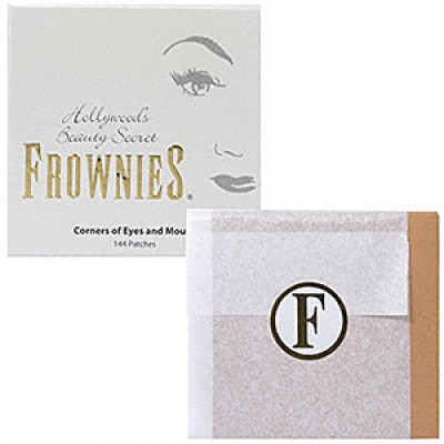 Frownies Facial Pads - Corner of Eyes and Mouth