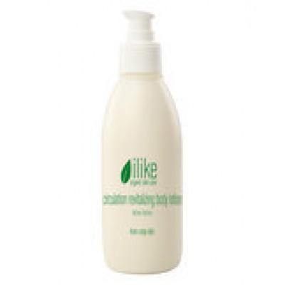 Ilike Organic Skin Care Circulation Revitalizing Body Lotion 6.8oz