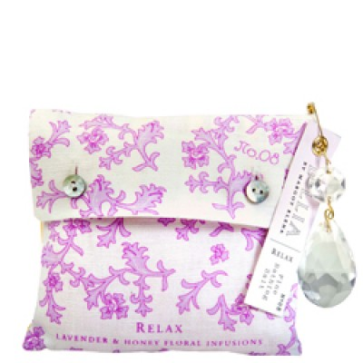 Lollia Relax Sea Salt Sachet Bath Salts