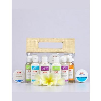 Pure Fiji Travel Bag - Mini Sampler