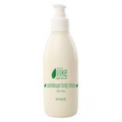 Ilike Organic Skin Care Cantaloupe Body Lotion 8.4oz