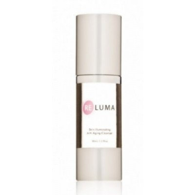 ReLuma Skin Illuminating Anti-Aging Cleanser 1.1oz (Free gift with a purchase of Reluma Serums)