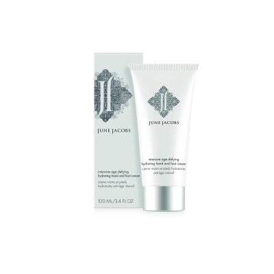 June Jacobs Intensive Age Defying Hydrating Hand And Foot Cream 3.4oz