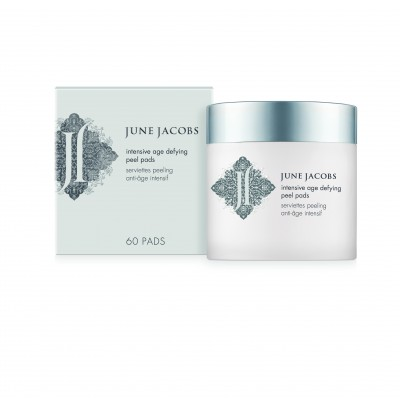 June Jacobs New Intensive Age Defying Peel Pads 60 Pads