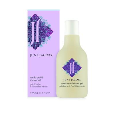 June Jacobs Vanda Orchid Shower Gel 6.7oz