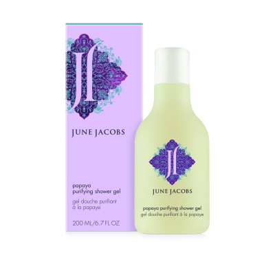 June Jacobs New Papaya Purifying Shower Gel 6.7oz
