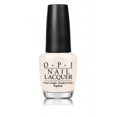 OPI It's in the Cloud is pastel cream