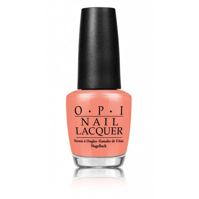 OPI Crawfishing for a Compliment