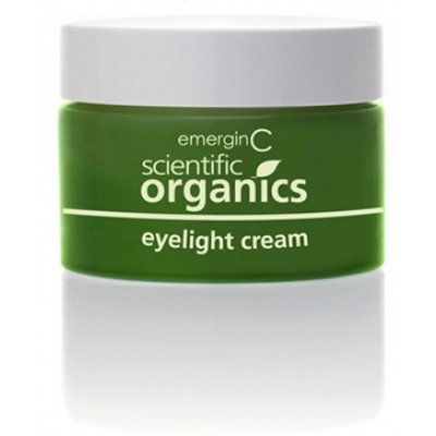 emerginC scientific organics eyelight cream  0.50 oz