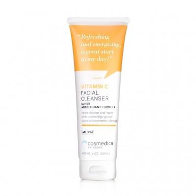 Cosmedica Vitamin C Facial Cleanser 4oz